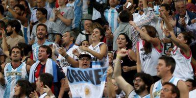 Los argentinos continúan burlándose de la goleada que le propinó Alemania a Brasil en el Mundial de 2014 Foto:Getty Images