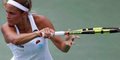 La puertorriqueña Mónica Puig venció en dos sets a la rusa Anastasia Pavlyuchenkova Foto:Getty Images