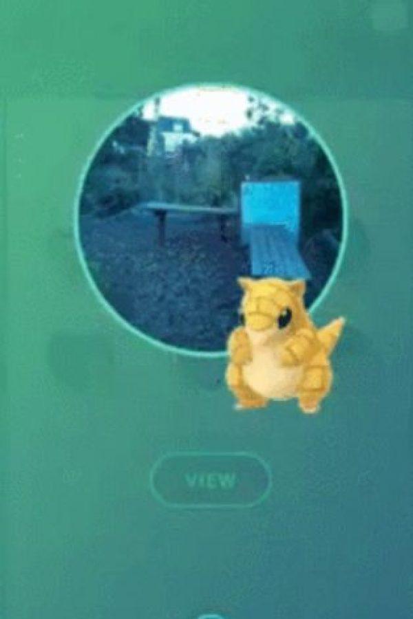 3. En la opción Nerby detrás de cada pokémon tendrá detrás la imagen de una pokeparada donde pueden encontrar a la criatura. Foto:Niantic/Nintendo