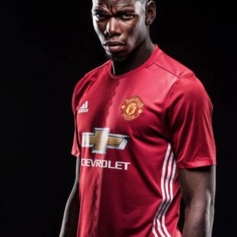 1. Paul Pogba. 116 millones de euros pagó Manchester United por regresar a sus filas al galo Foto:Facebook