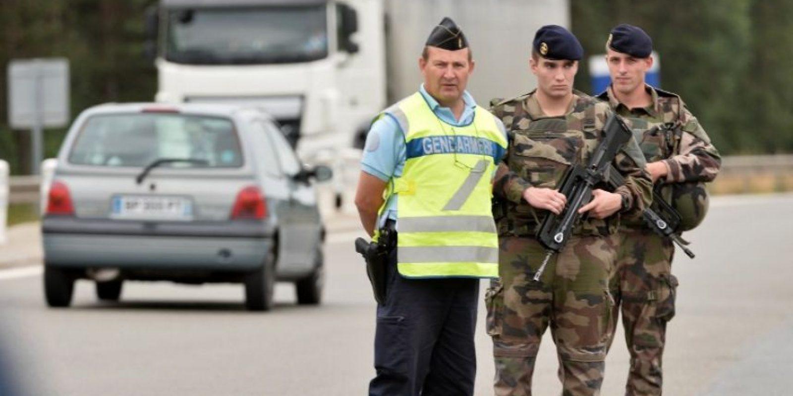 """Durante el estado de emergencia las autoridades obtienen """"derechos especiales"""" Foto:AFP"""