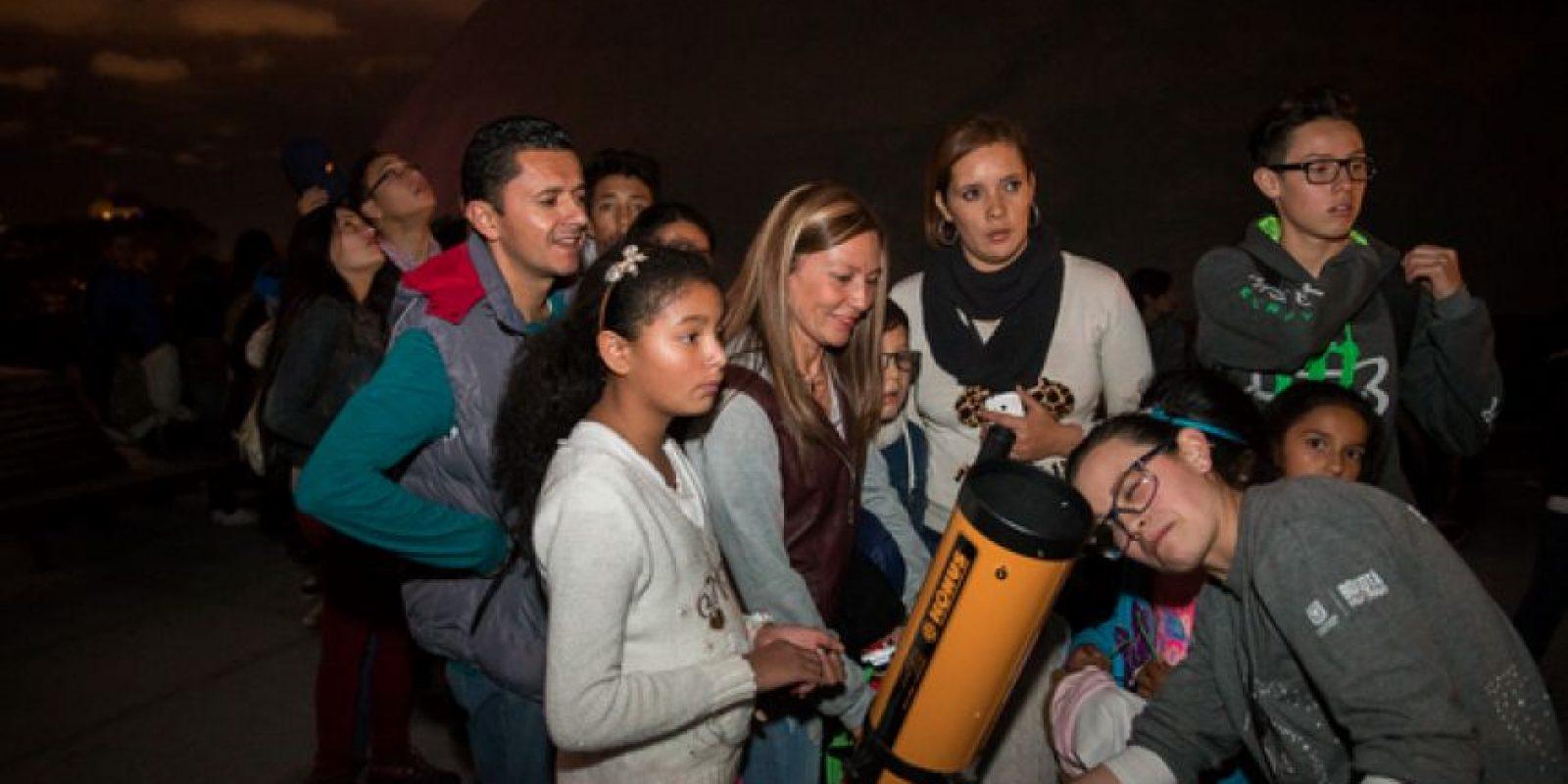 Foto:Planetario – IDARTES