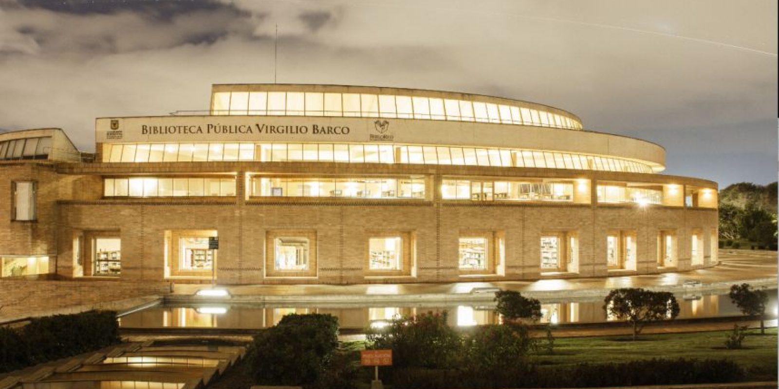 La Biblioteca Pública Virgilio Barco es una de las más emblemáticas de la ciudad Foto:Juan Pablo Pino- Publimetro