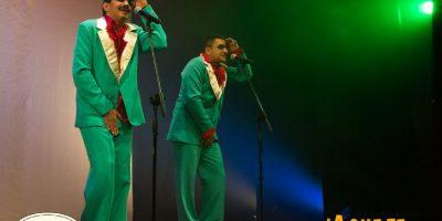 El dúo Cóm&Cos conformado por Leo y Germán llegan con la garantía de que no saldrá del teatro sin una sonrisa. Foto:Tomada de El teatrico.co