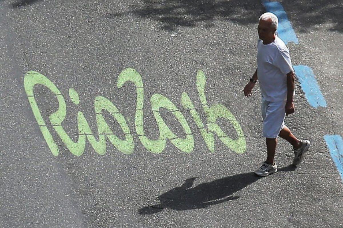 La seguridad es una de las principales preocupaciones en Rio 2016 Foto:Getty Images