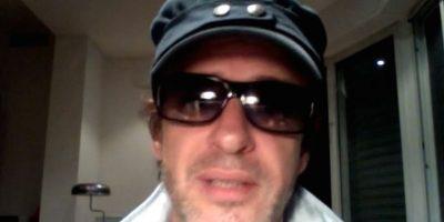 Esta es una imagen del último video que publicó en su cuenta de Facebook, en marzo de 2010 Foto:Vía Facebook