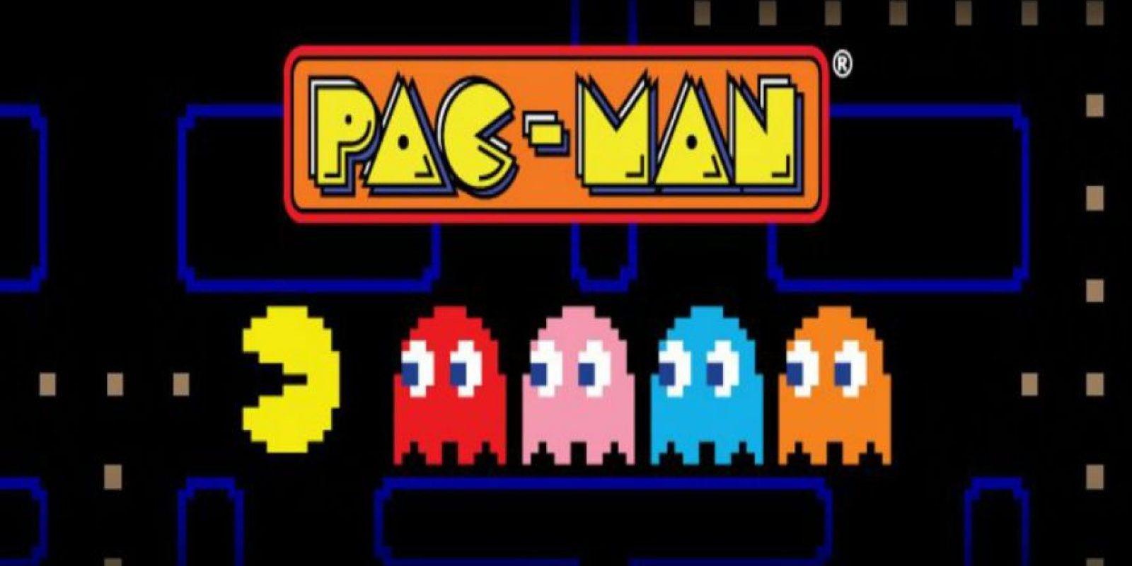 Foto:Pac-Man
