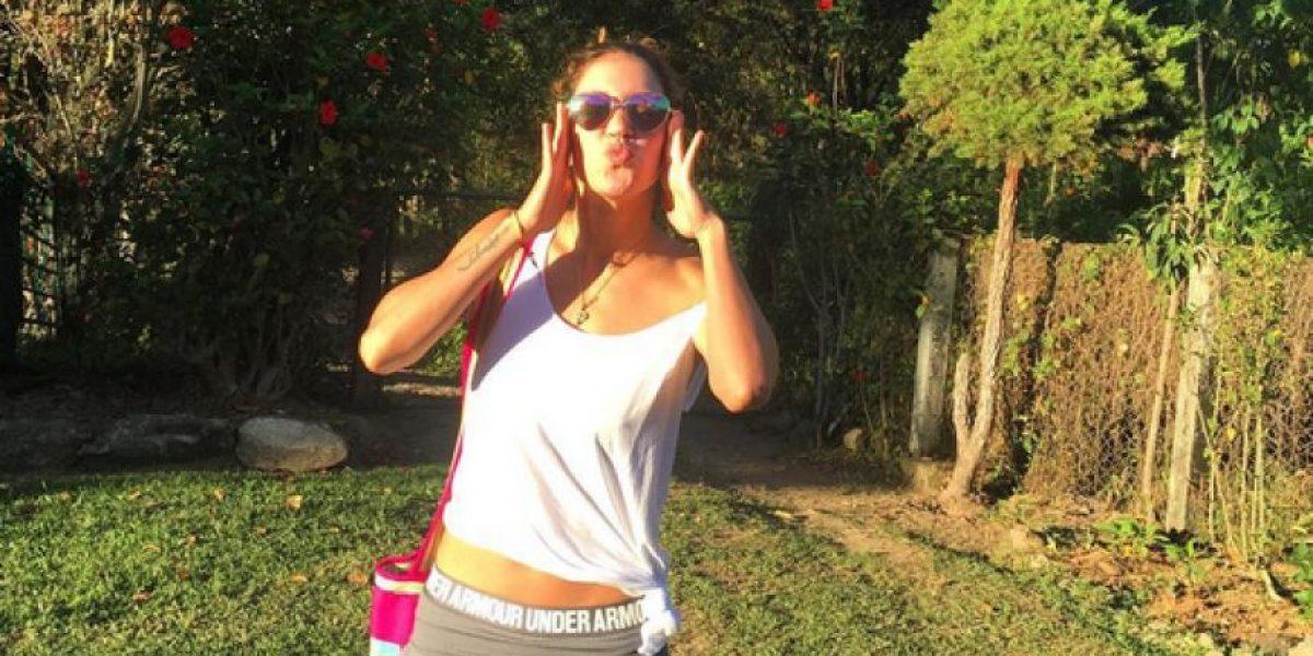 Valentina Lizcano confiesa que sufrió vigorexia