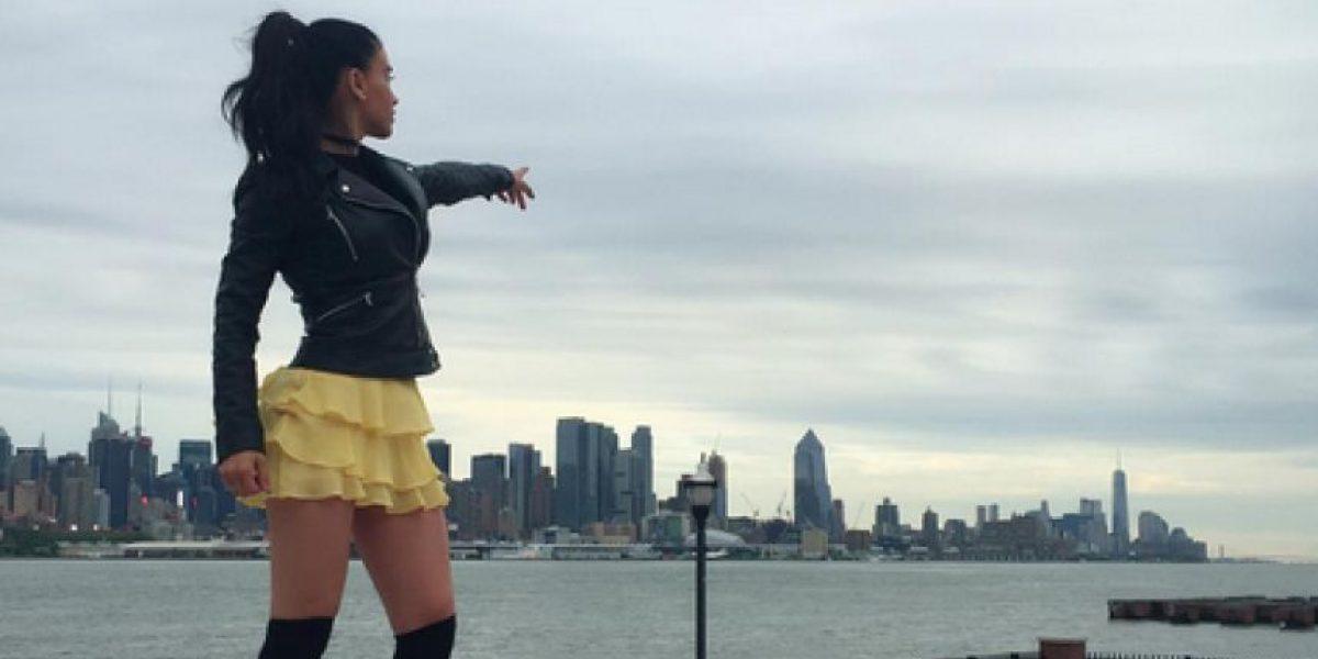 Jessica Cediel es criticada por su nuevo look: cejas negras y pelo rubio