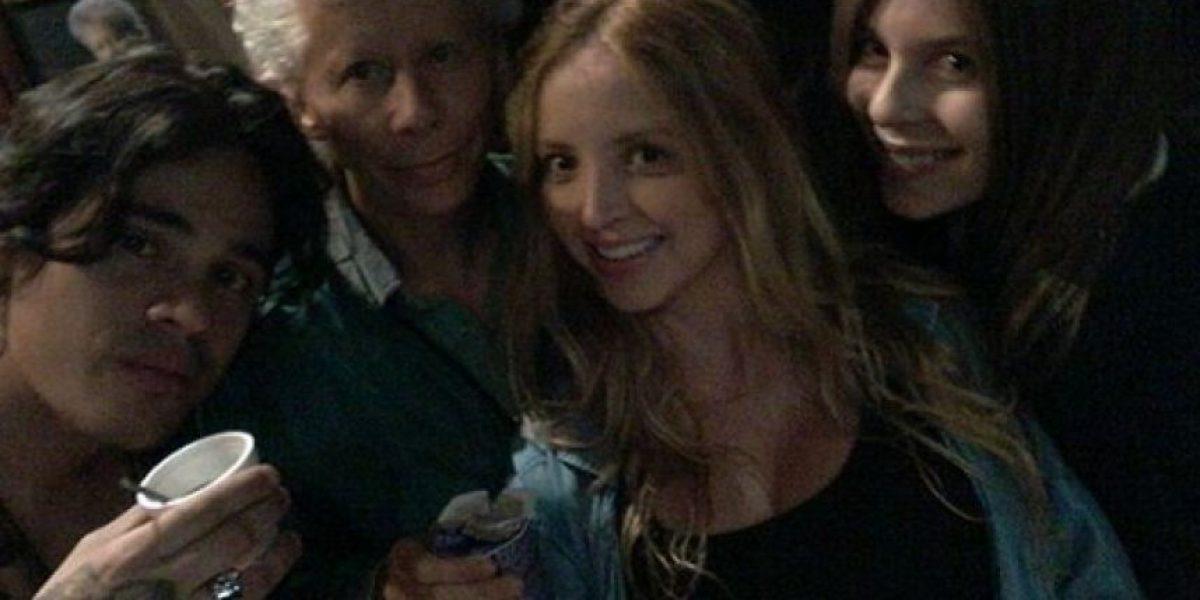 Melissa y Vanessa, las sensuales hijas de Galy Galiano que también son cantantes