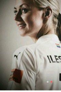 La futbolista sueca Amanda Ilestedt Foto:Instagram