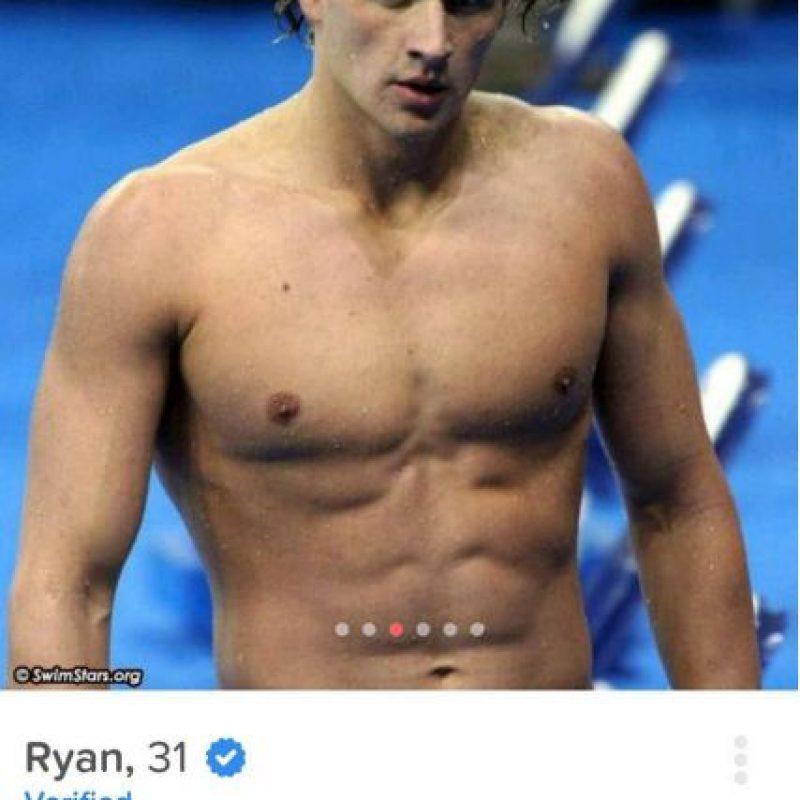 El nadador estadounidense Ryan Lochte Foto:Instagram