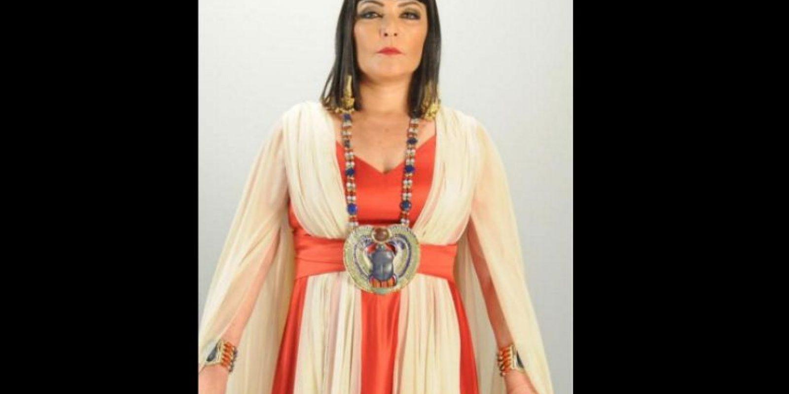 Angelina Muniz es Tuya Foto:Rede Record