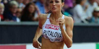 Iveta Putálová – La corredora de los 400m eslovaca es toda una estrella en las redes sociales, y no precisamente por sus aptitudes deportivas. Foto:Getty Images