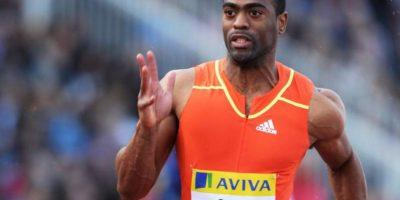 Tyson Gay – Velocista estadounidense que es un candidato para destronar a Usain Bolt. Foto:Getty Images