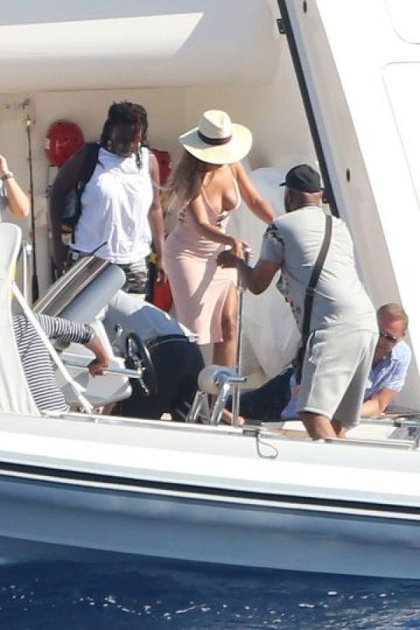 Así lucía Beyoncé Foto:Grosby Group