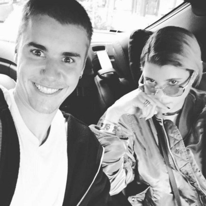 """Incluso, la revista """"People"""" asegura que viajaron juntos a Japón Foto:Instagram @justinbieber"""