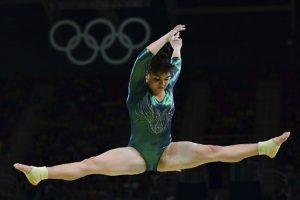 Alexa Moreno recibió fuertes críticas por su apariencia física Foto:AFP