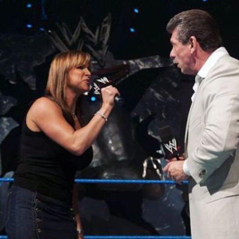 Stephanie McMahon Foto:WWE
