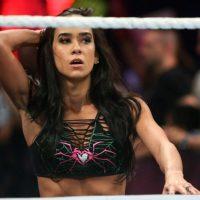 Es pareja del exluchador de WWE, CM Punk Foto:WWE