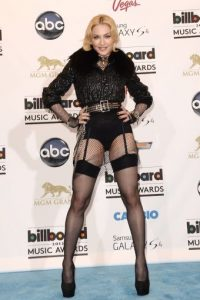 """Y la revista """"People"""" dijo: """"luce como Marilyn Monroe y baila como Elvis"""". Foto:Getty Images"""
