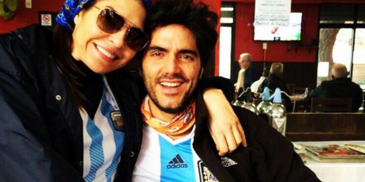 Ernesto Calzadilla habla sobre la ruptura con Lorena Meritano