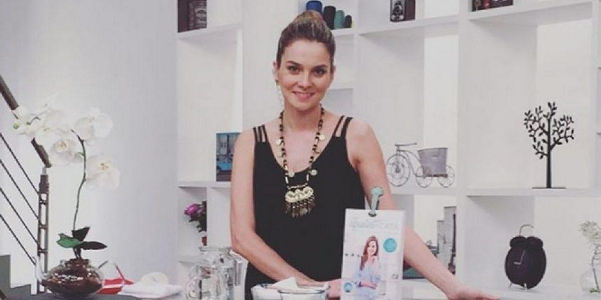 La presentadora Catalina Gómez ahora en una serie web
