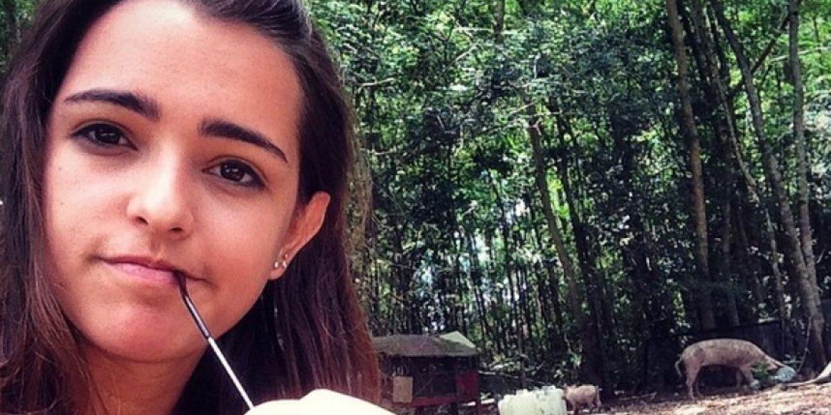 Video: Lucía Vives y su detrás de cámaras para la revista Soho