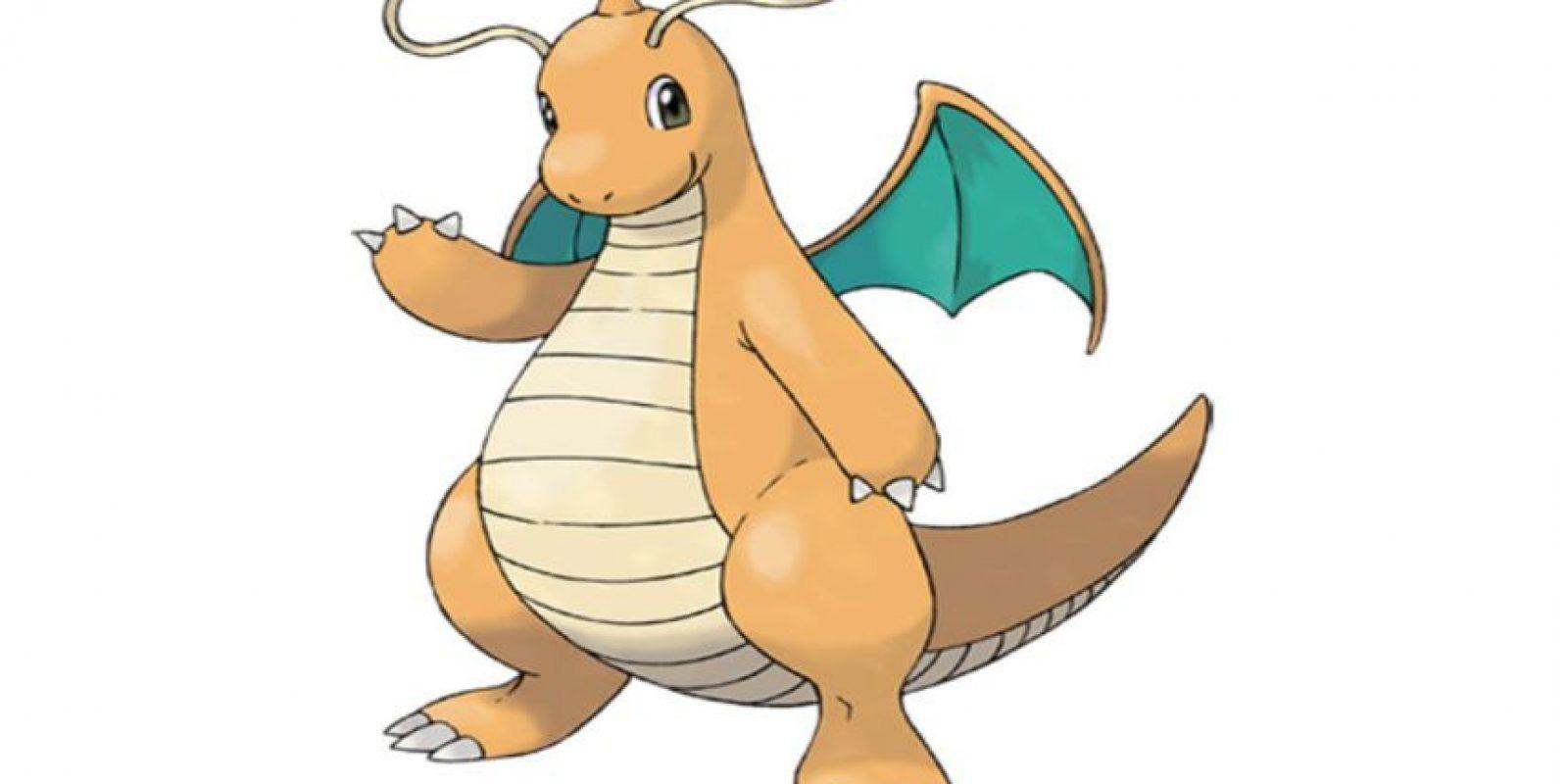 Dragonite Foto:Pokémon