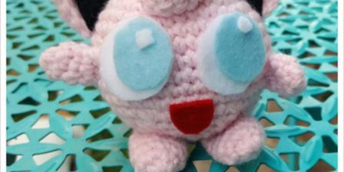 Pokémon Go: Ella teje pequeños pokémon y sorprende a jugadores