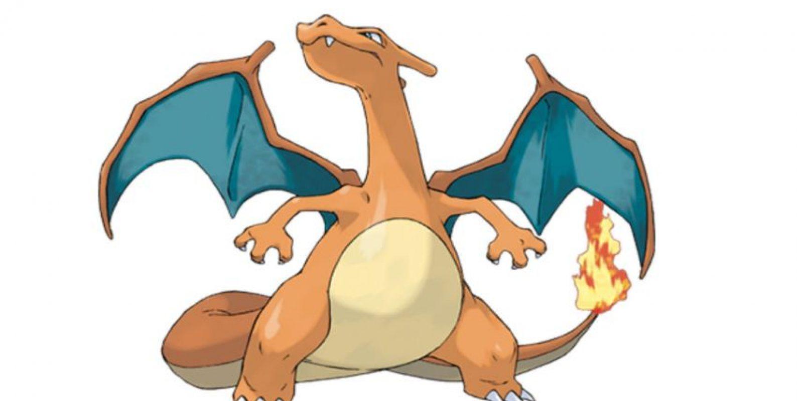 Charizard Foto:Pokémon