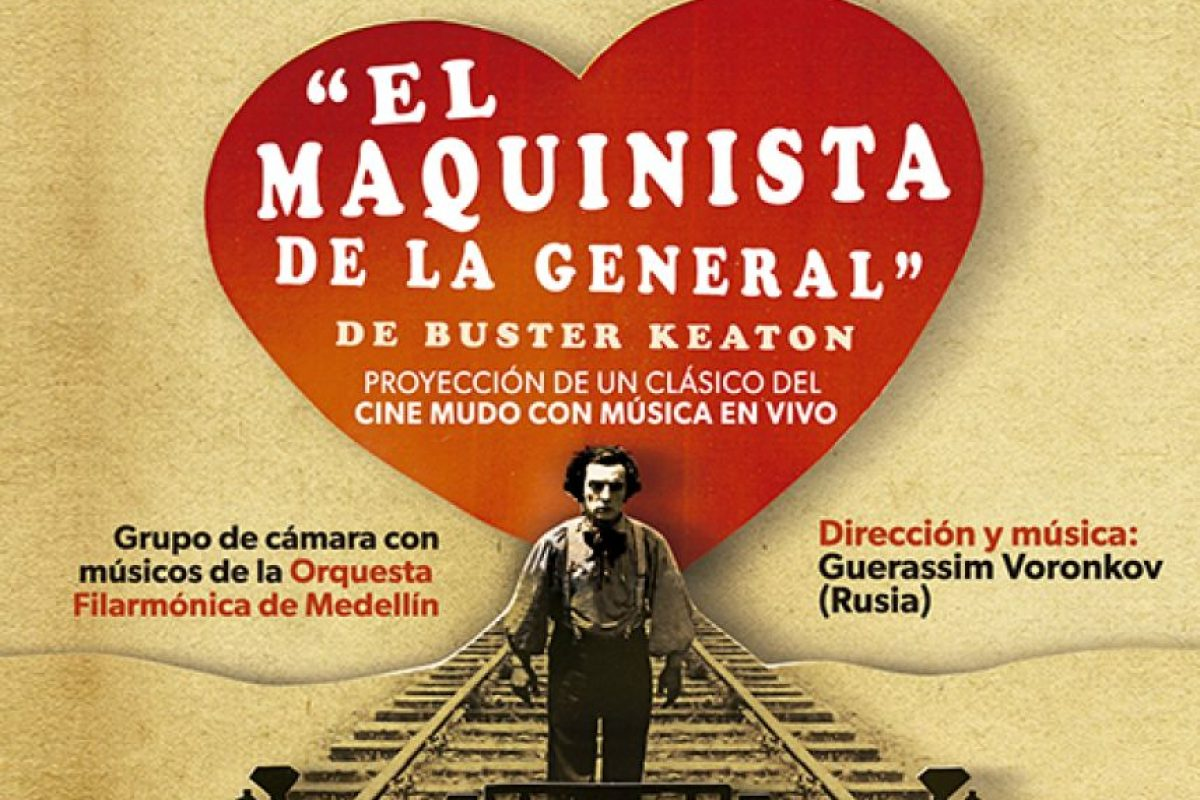 Una película que ha sido 'catalogada como una de las mejores comedias de la historia del cine. Foto:Cortesía Teatro Pablo Tobón Uribe.
