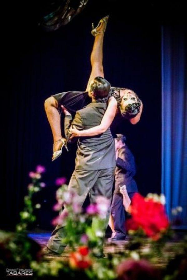 Pequeño Tango, un festival al mejor estilo de las Casas de Tango de Buenos Aires. Foto:Cortesía Pequeño Teatro de Medellín.