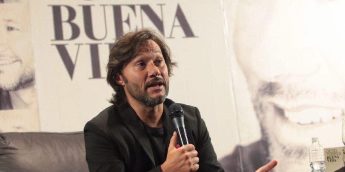 Diego Torres será protagonista de la película