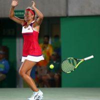 Cuentan con un oro que obtuvo Mónica Puig en el tenis femenino Foto:Getty Images