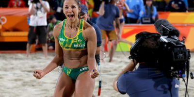 Voleibol (10 relaciones al mes) Foto:Getty Images
