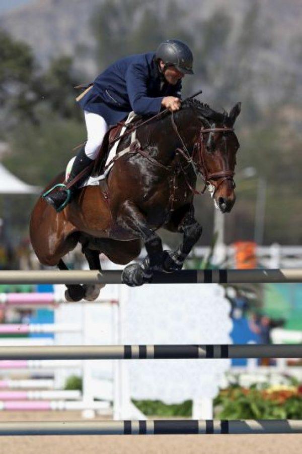 Su padre lo convenció de no vender a su caballo Foto:Getty Images