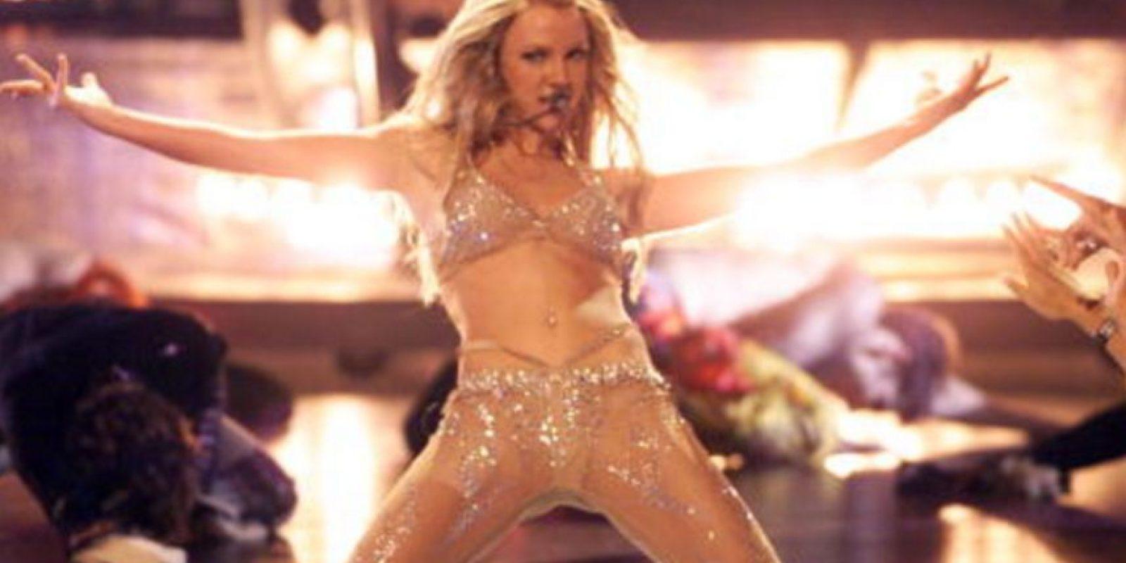 Acá, en su debut en 2000 Foto:vía Getty Images