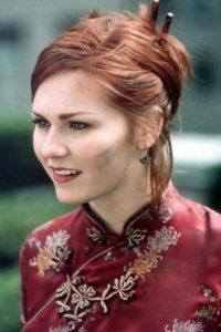 Kirsten Dunst interpretó a una correcta Mary Jane Watson en la versión cinematográfica. Foto:Fox