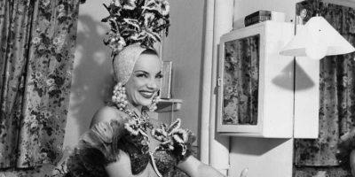 La mítica actriz, cantante y bailarina brasileña, Carmen Miranda, será homenajeada. Foto:Getty Images
