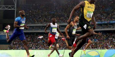 Jamaica es favorito en los relevos 4X100 metros Foto:Getty Images