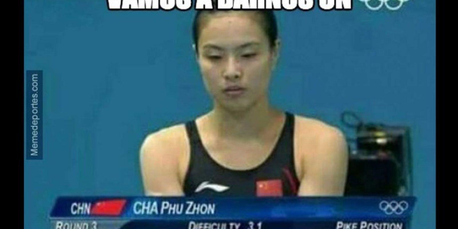 Los nombres de algunos deportistas también dieron de qué hablar. Foto:Vía twitter.com