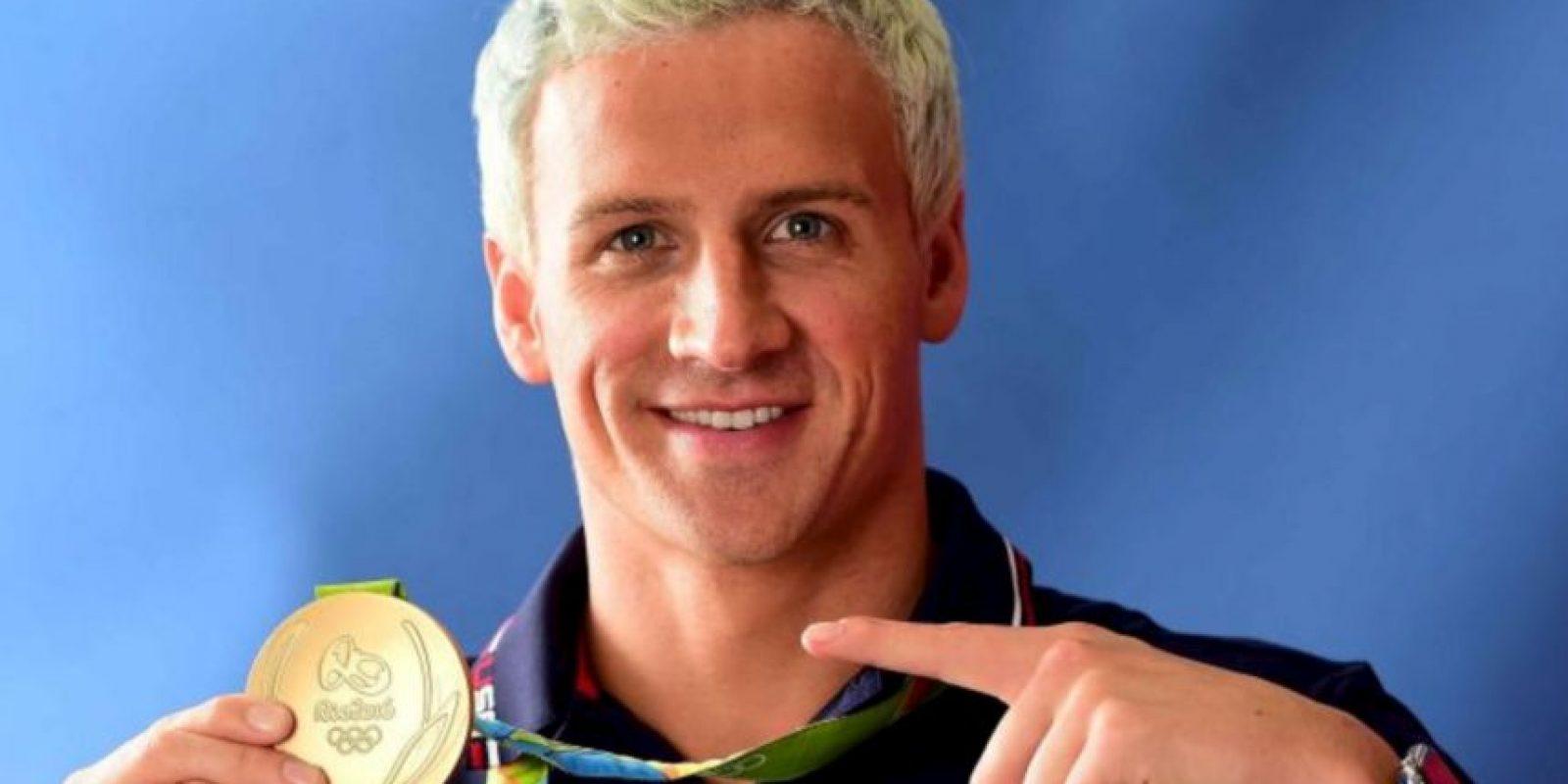 Ganó el oro en Relevo 4×200 m libre masculino en Río. Foto:Getty Images