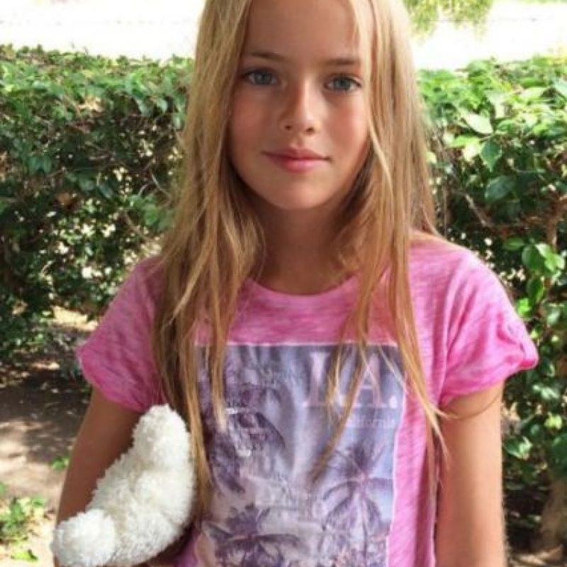 Kristina es hija de Ruslan Pimenov, exfutbolista. Foto:Instagram