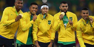 Rio 2016: Brasil fue número 13 en el medallero. Foto:Getty Images