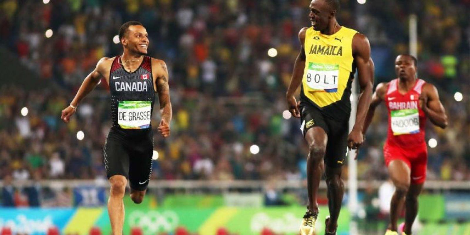 Sumó 3 medallas de oro más en atletismo, llegando a 9 preseas doradas en su carrera. Foto:Getty Images