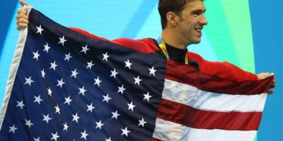 Michael Phelps Foto:Getty Images