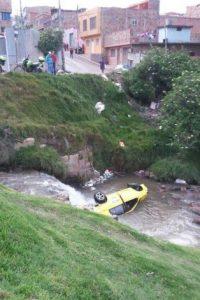Foto:Emergencias Bogotá
