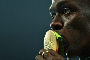 1. 100 metros masculino Foto:Getty Images