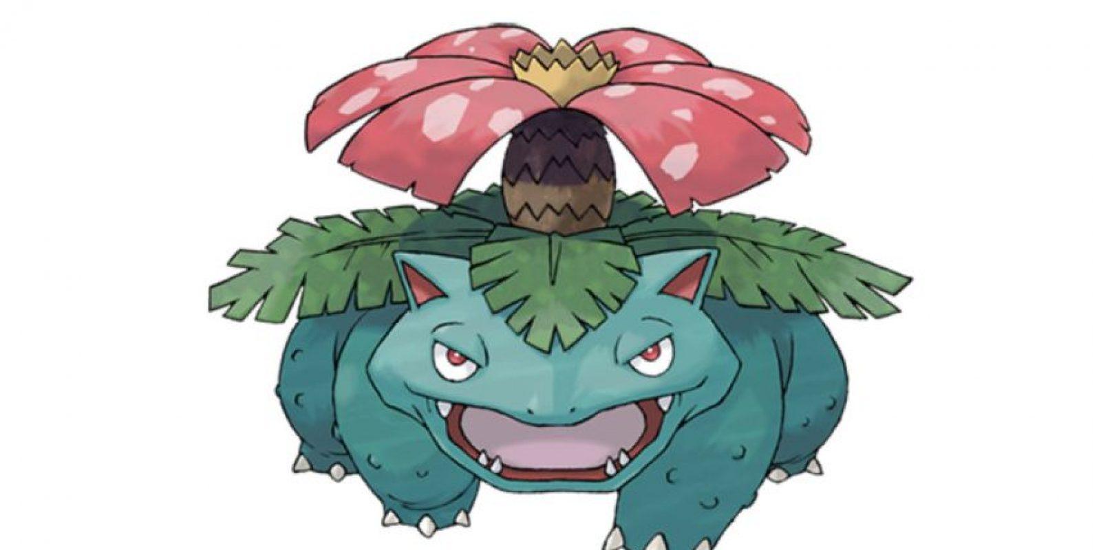 Vulvasaur. Foto:Pokémon